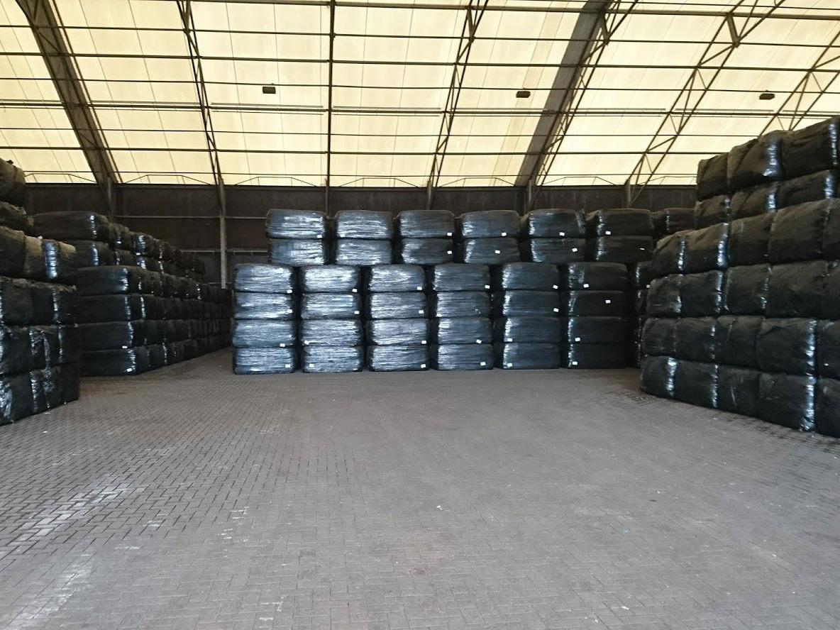 stevedoring storage